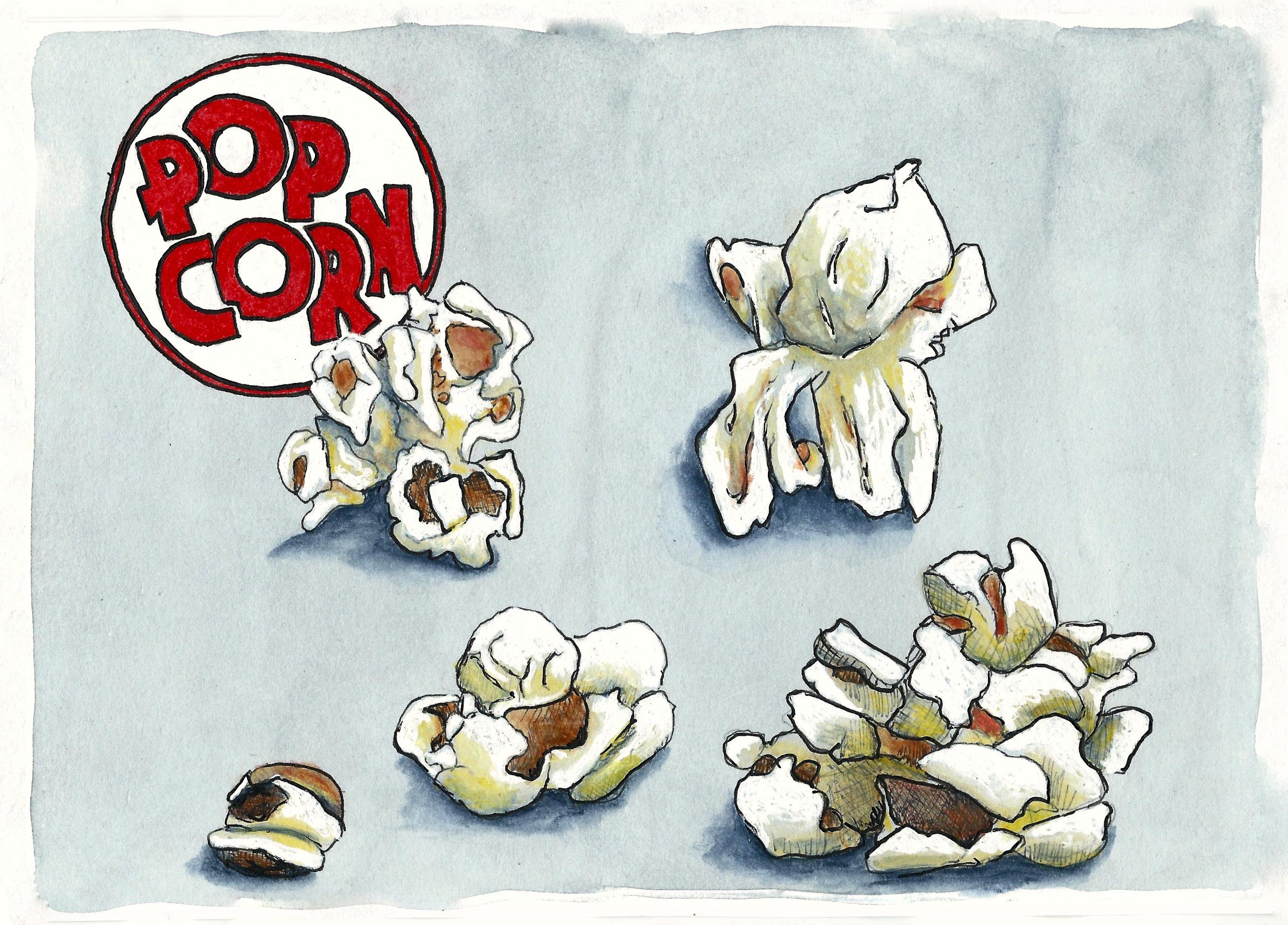 Popcorn Stragglers