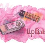 Dry Lips Lead To Art