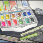 Watercolor: My Palette