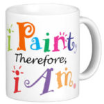 I Paint Therefore I Am