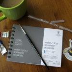 Winsor & Newton Paper & Brush Review