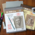 Toned Paper: Global Art Materials Kona Pads
