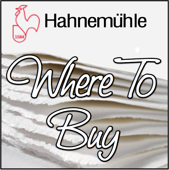 Where To Buy Hahnemühle Paper | Just Add Water Silly